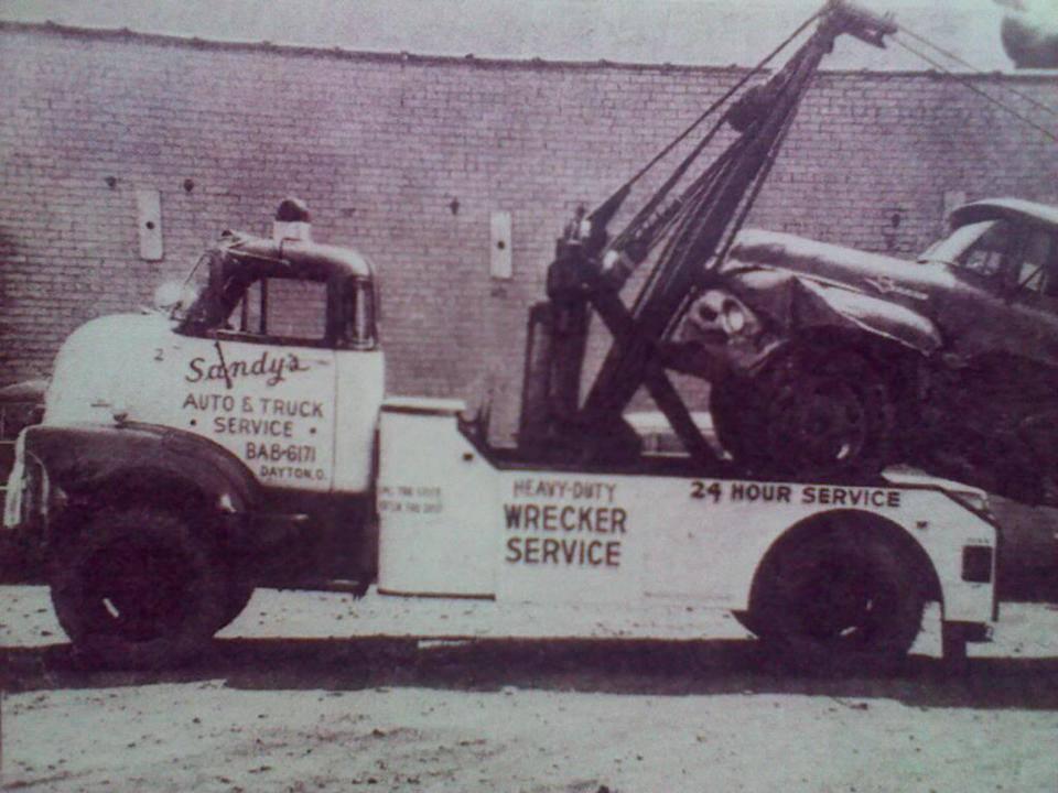 dayton tow truck