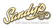 sandys towing & recovery logo