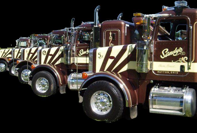 tow truck fleet