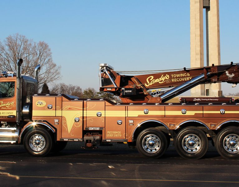 Sandy's – Ohio's Finest In Towing Recovery